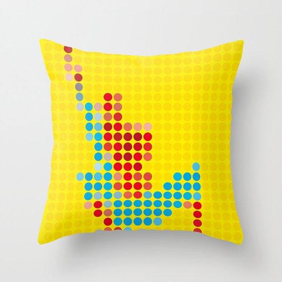 Mr Spidey 1 Throw Pillow