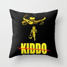 Kiddo Throw Pillow