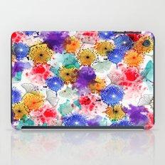 Printed Silk Exotic Garden iPad Case