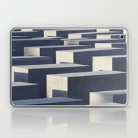 Block Laptop & iPad Skin