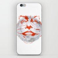 Jacky The Joker iPhone & iPod Skin