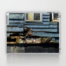 Amsterdamned Blue Laptop & iPad Skin