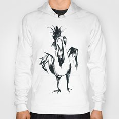 angry chicken Hoody