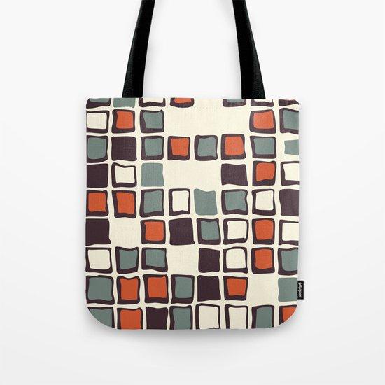 doodle blocks II Tote Bag