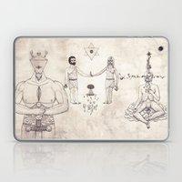 Tarot: V - The Hierophant Laptop & iPad Skin