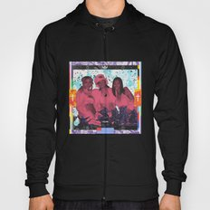 Tell It To The Rivers And The Lakes Hoody
