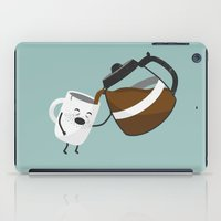 One of Those Mornings iPad Case