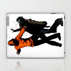 Zombie Fist Fight! Laptop & iPad Skin