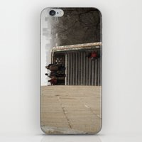Ancient High Ground iPhone & iPod Skin