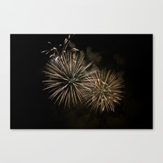 Explosions In The Sky 223 Canvas Print