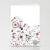 Axe Dreams Stationery Cards