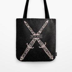 V for Vendetta Tote Bag