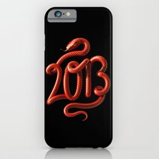 2013 - Year of the Snake iPhone 6 Slim Case