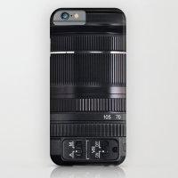 Camera Lens iPhone 6 Slim Case