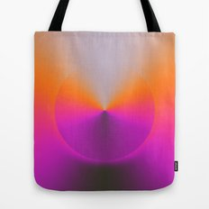 Color Lines XVI Tote Bag