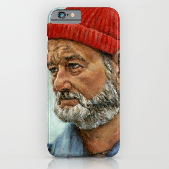 Bill Murray / Steve Zissou iPhone & iPod Case
