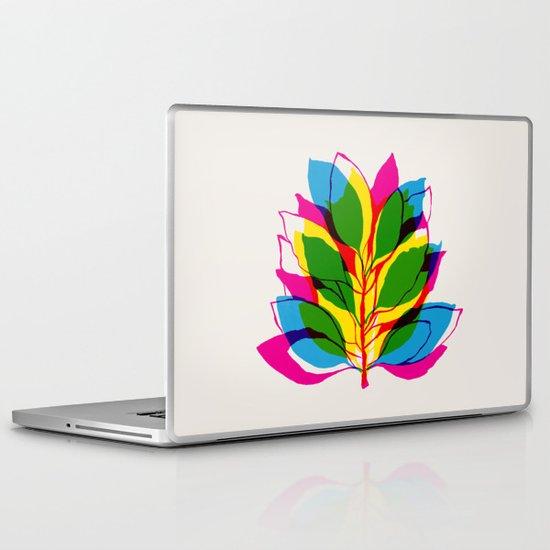 Blossom CMYK Laptop & iPad Skin