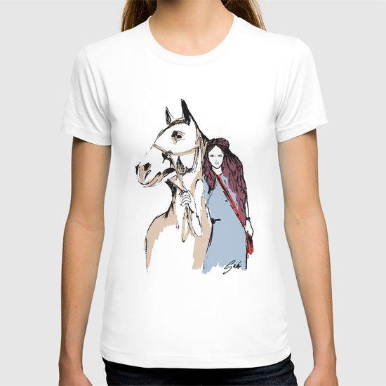 Horse love T-shirt