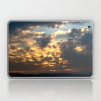 Bruins Sunset Laptop & iPad Skin