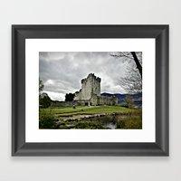 Ireland: Castle 2 Framed Art Print