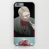 Remarkable Boy (Hannibal Lecter) iPhone 6 Slim Case