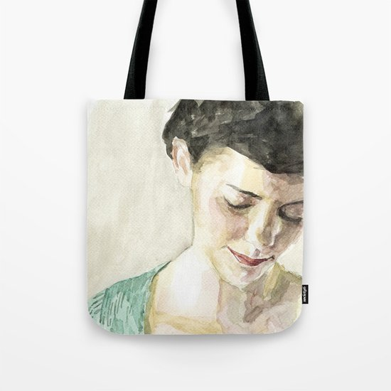 Amelie Poulain  Tote Bag