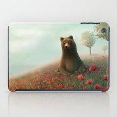 The bear iPad Case