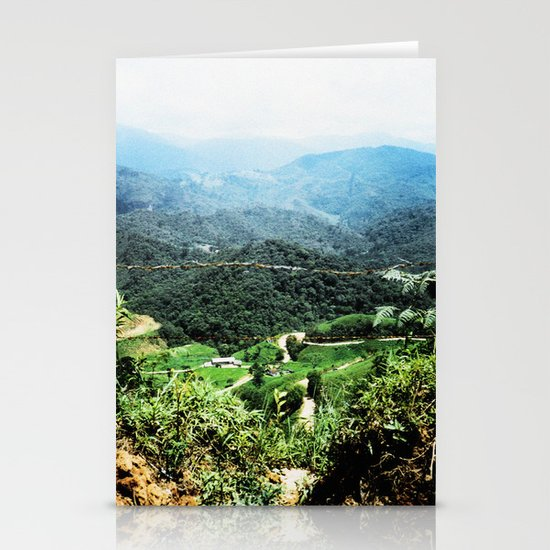 THE HILLS ARE ALIVE Stationery Card