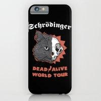 Schrödinger - DEAD/ALIV… iPhone 6 Slim Case