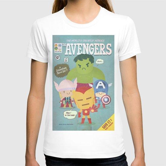 avengers fan art T-shirt