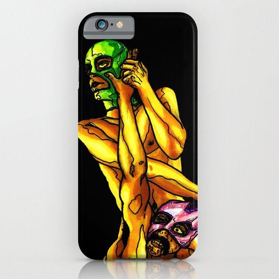 """Raw Power"" by Cap Blackard iPhone & iPod Case"