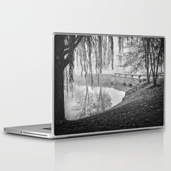 A bridge to our future Laptop & iPad Skin