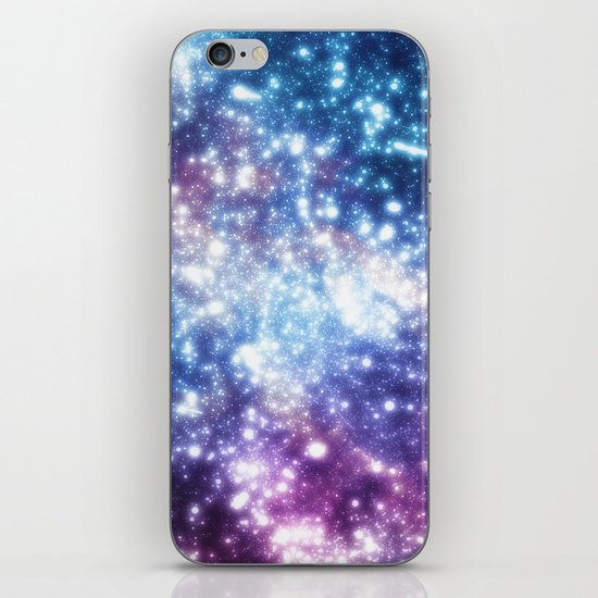 Map of the Stars iPhone & iPod Skin