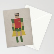 Retro Robin Stationery Cards
