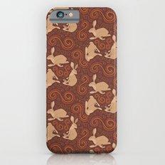 Hare Hoedown iPhone 6s Slim Case