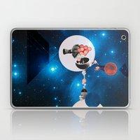 Space Flight Laptop & iPad Skin