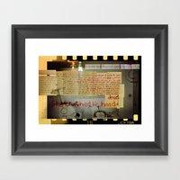Deborah's Song Of Jael (… Framed Art Print
