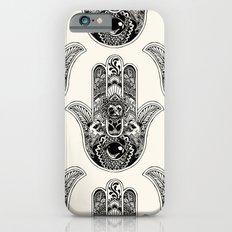 Hamsa Hand Pug iPhone 6 Slim Case