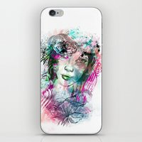 Bride2 iPhone & iPod Skin