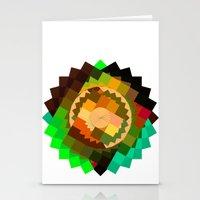Vertigo Stationery Cards