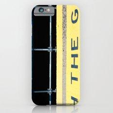 WATCH THE GAP Slim Case iPhone 6s