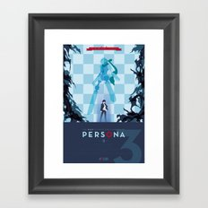 Persona 3 Framed Art Print
