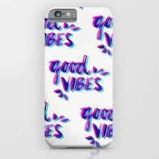 Good Vibes – Magenta &… iPhone 6 Slim Case