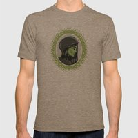 Elphaba Mens Fitted Tee Tri-Coffee SMALL
