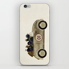 day tripping iPhone & iPod Skin