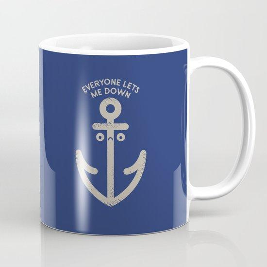 That Sinking Feeling Mug