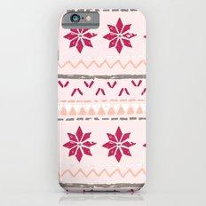Girly Fairisle iPhone 6 Slim Case