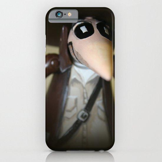 Adventure Spy iPhone & iPod Case