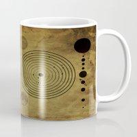 Ancient Spacemap Mug