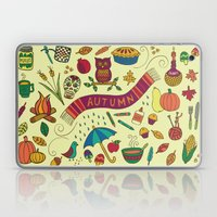 Autumn Laptop & iPad Skin